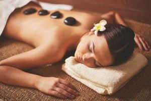 stone - alterative massage leda
